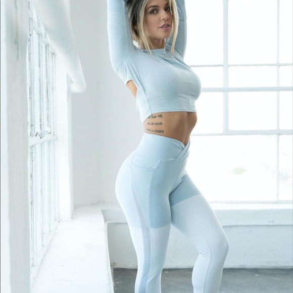 6af7b12132413 gymshark Pants | Nikki Blackketter Dynamic Leggings | Poshmark